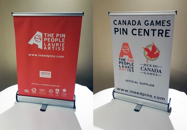Pop Up Trade Show Banners Regina